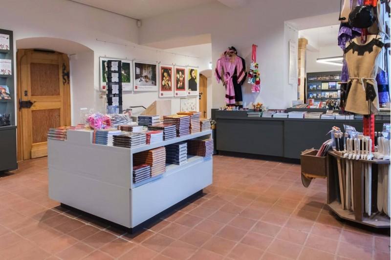 Wartburg Museumsladen