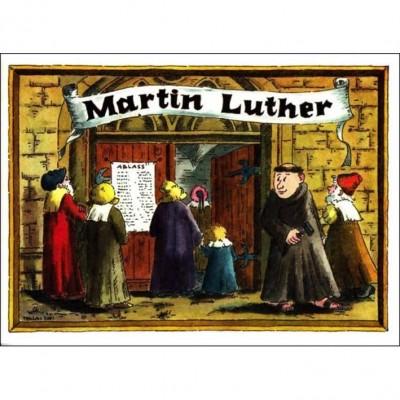 Martin Luther::Sein Leben und Wirken - Band 1