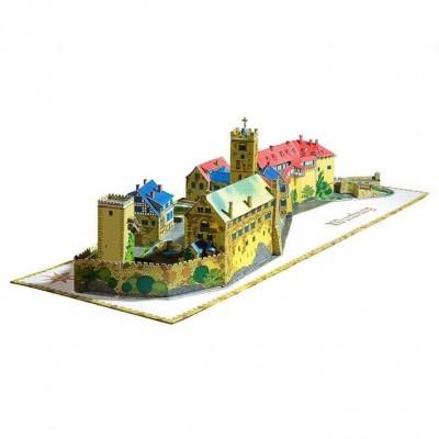 Modell-Bastelbogen Wartburg