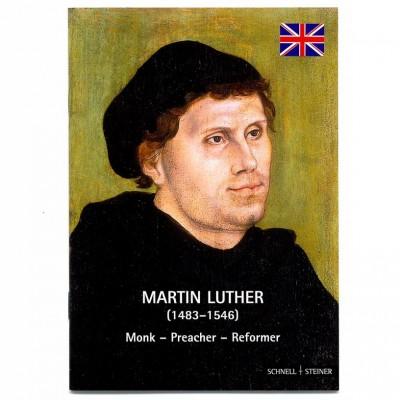 Martin Luther::Monk - Preacher - Reformer