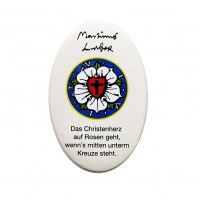 """Magnet """"Das Christenherz …"""""""