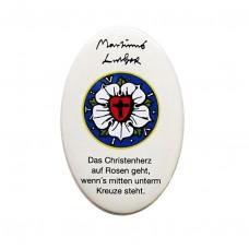 """Flaschenöffner/Magnet """"Das Christenherz …"""""""