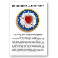 """Rosensamen """"Lutherrose"""""""