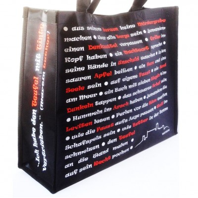 "Shopper Bag ""Luthersprüche"""