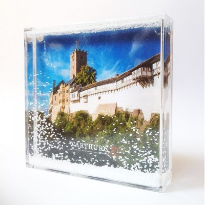 "Snowcube ""Wartburg/Lutherstube"""