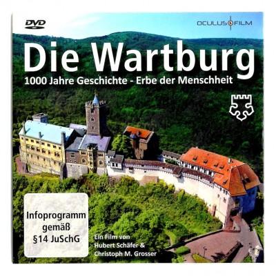 """DVD """"Die Wartburg"""""""