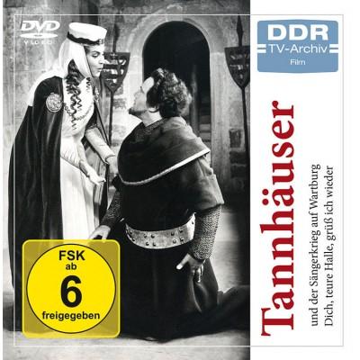 DVD Dich, teure Halle, grüß ich wieder::Tannhäuser und der Sängerkrieg auf der Wartburg
