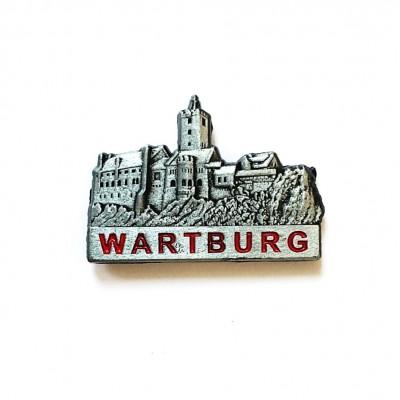 "3-D-Magnet ""Wartburg"""