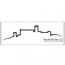 "Aufkleber ""Wartburg-Logo"""