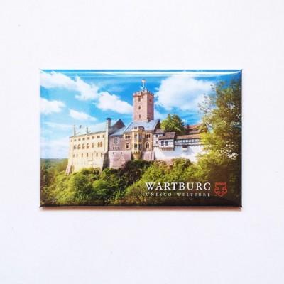 """Magnet """"Wartburg von Nordosten"""""""