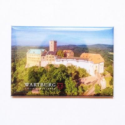 """Magnet """"Wartburg aus der Vogelperspektive"""""""