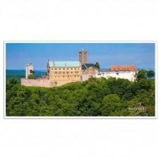 """Aufstell-Postkarte """"Wartburg"""""""