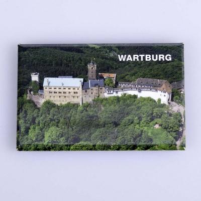 """Magnet """"Wartburg von oben"""""""