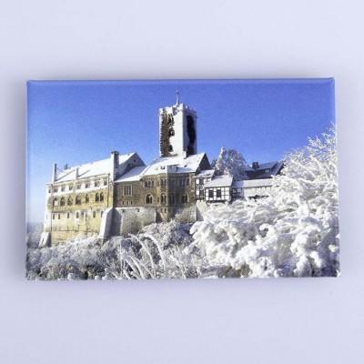 """Magnet """"Wartburg im Winter"""""""