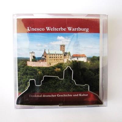 "Ausstechform ""Wartburg"""