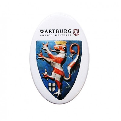 "Magnet ""Thüringer Löwe"""